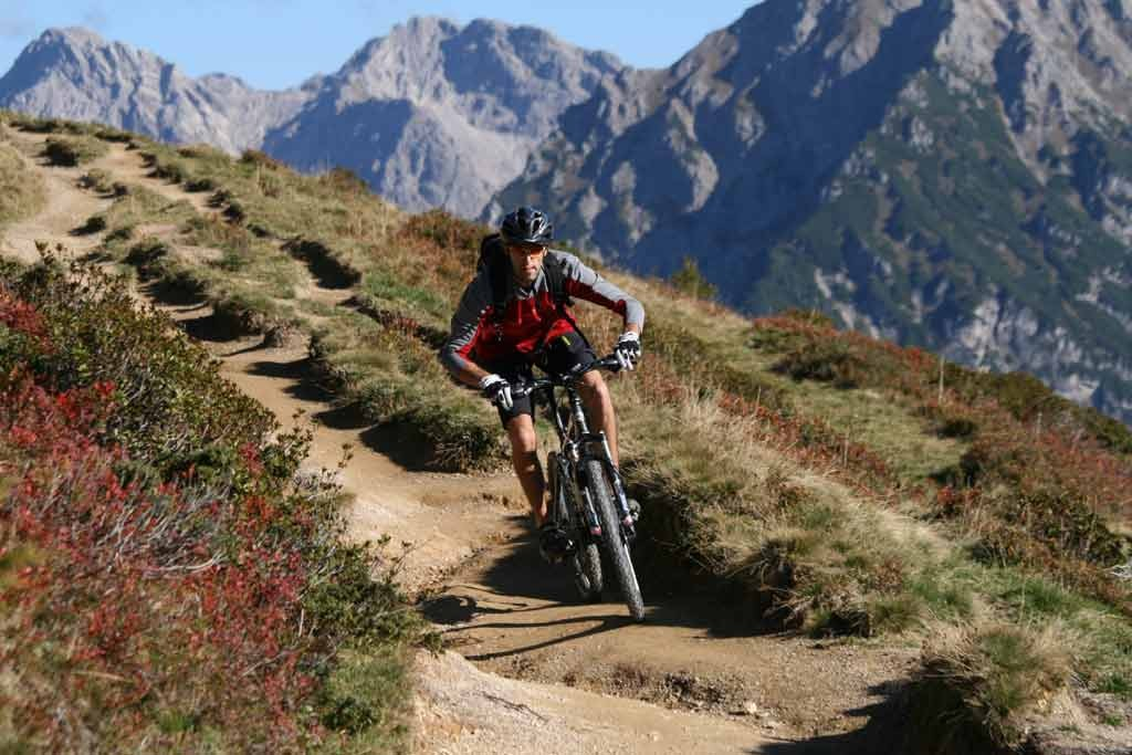Mountainbike - alpin