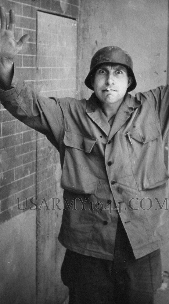 Clowning! 1944