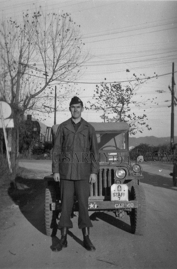 Capt. Bob Green 1944