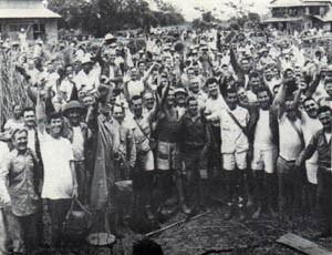 Liberazione del Campo di Cabanatuan, Gennaio 1945