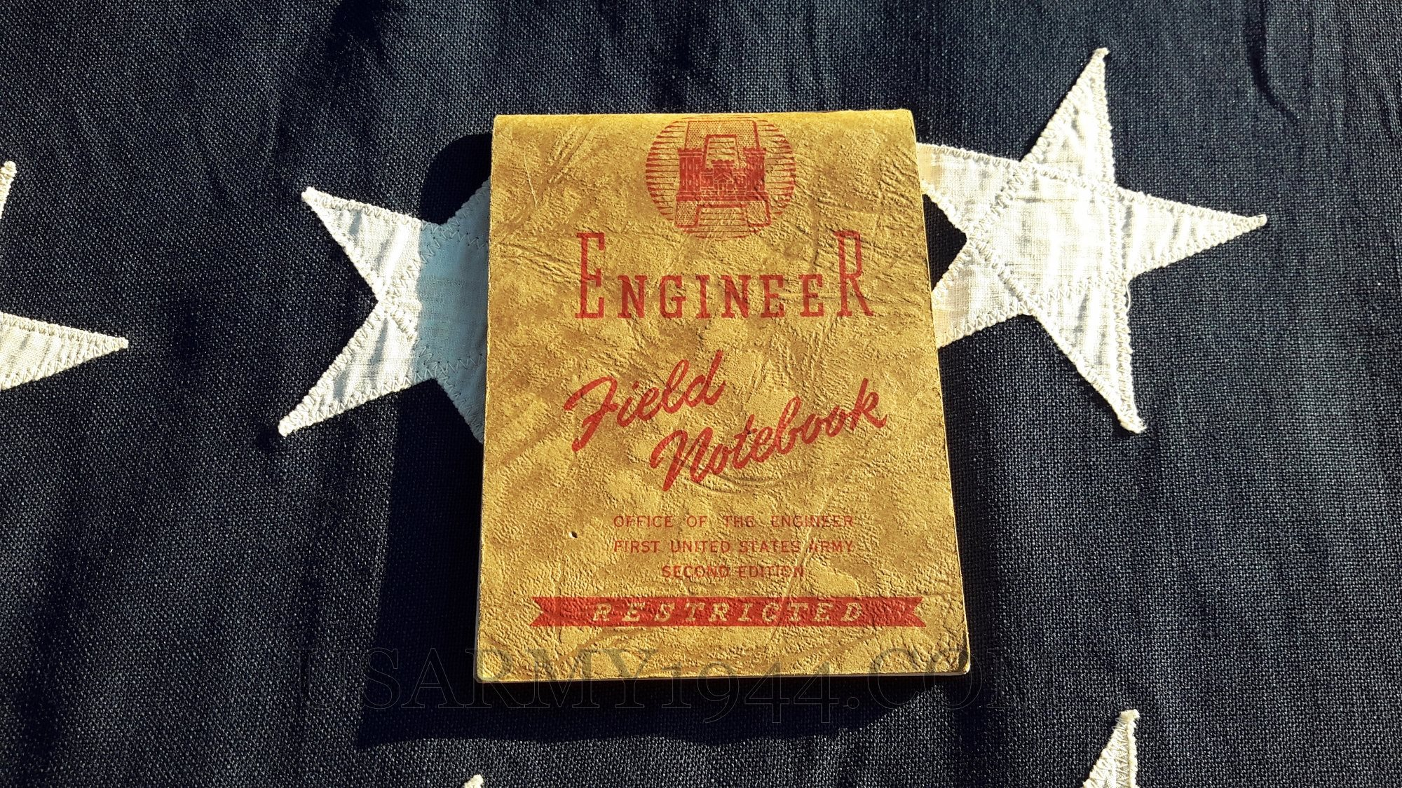 Engineer Field notebook