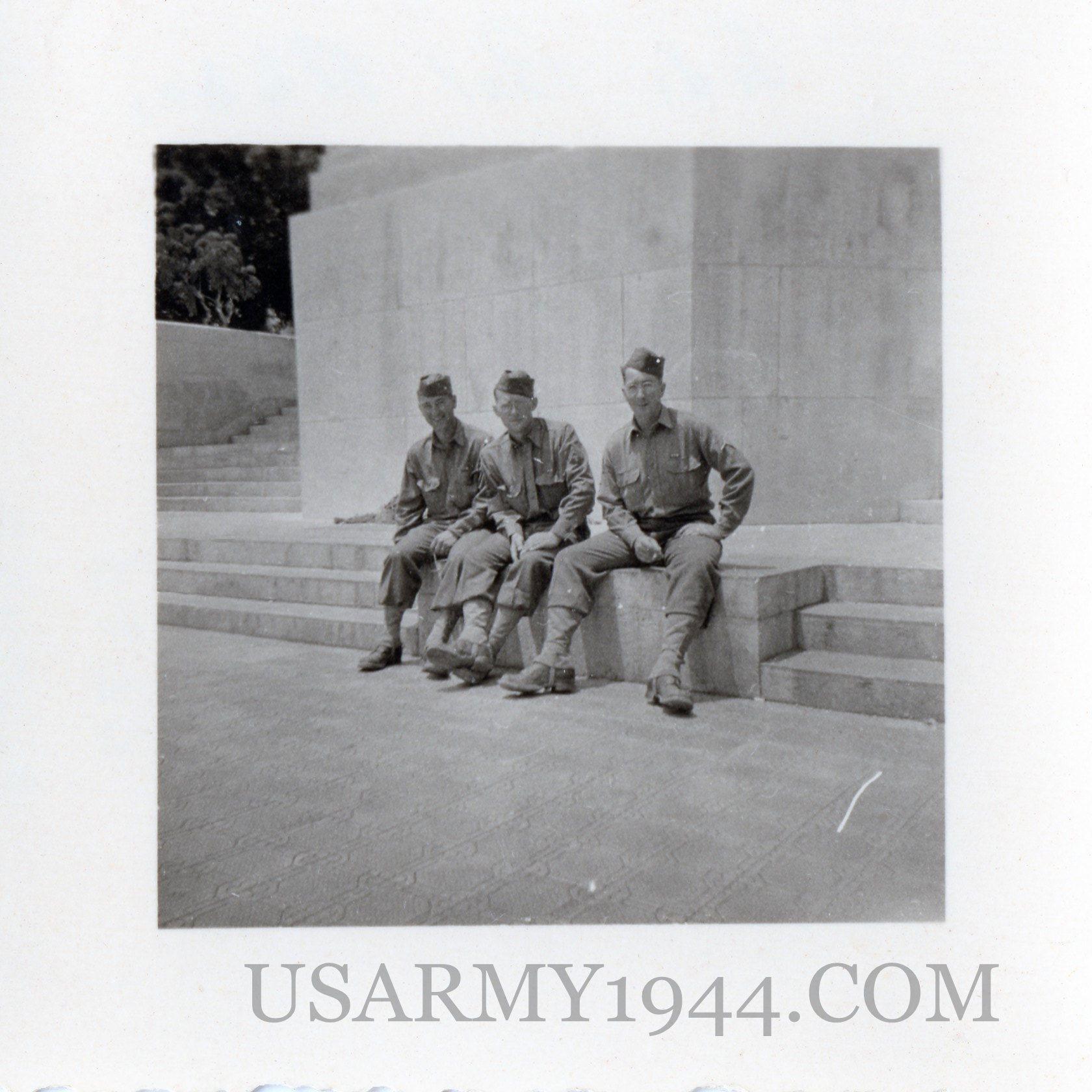 Sidi Bel Abbes 1943