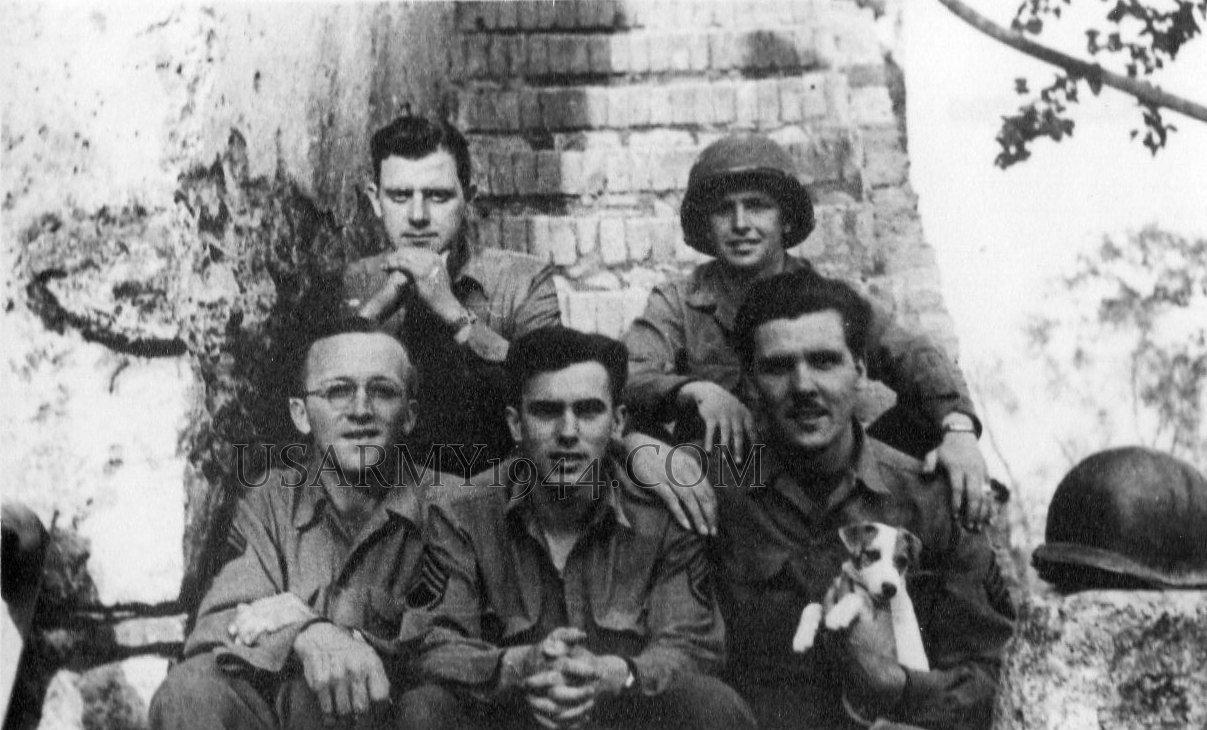 Minturno 1944