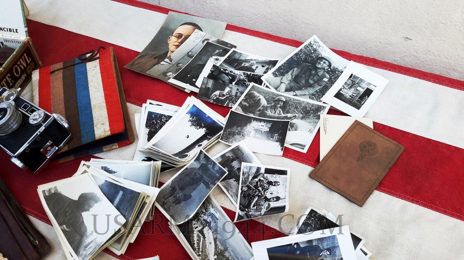 Parte del lotto di foto