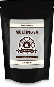 Reishi Kaffee Pacha Mama