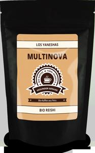 Reishi Kaffee Los Yaneshas