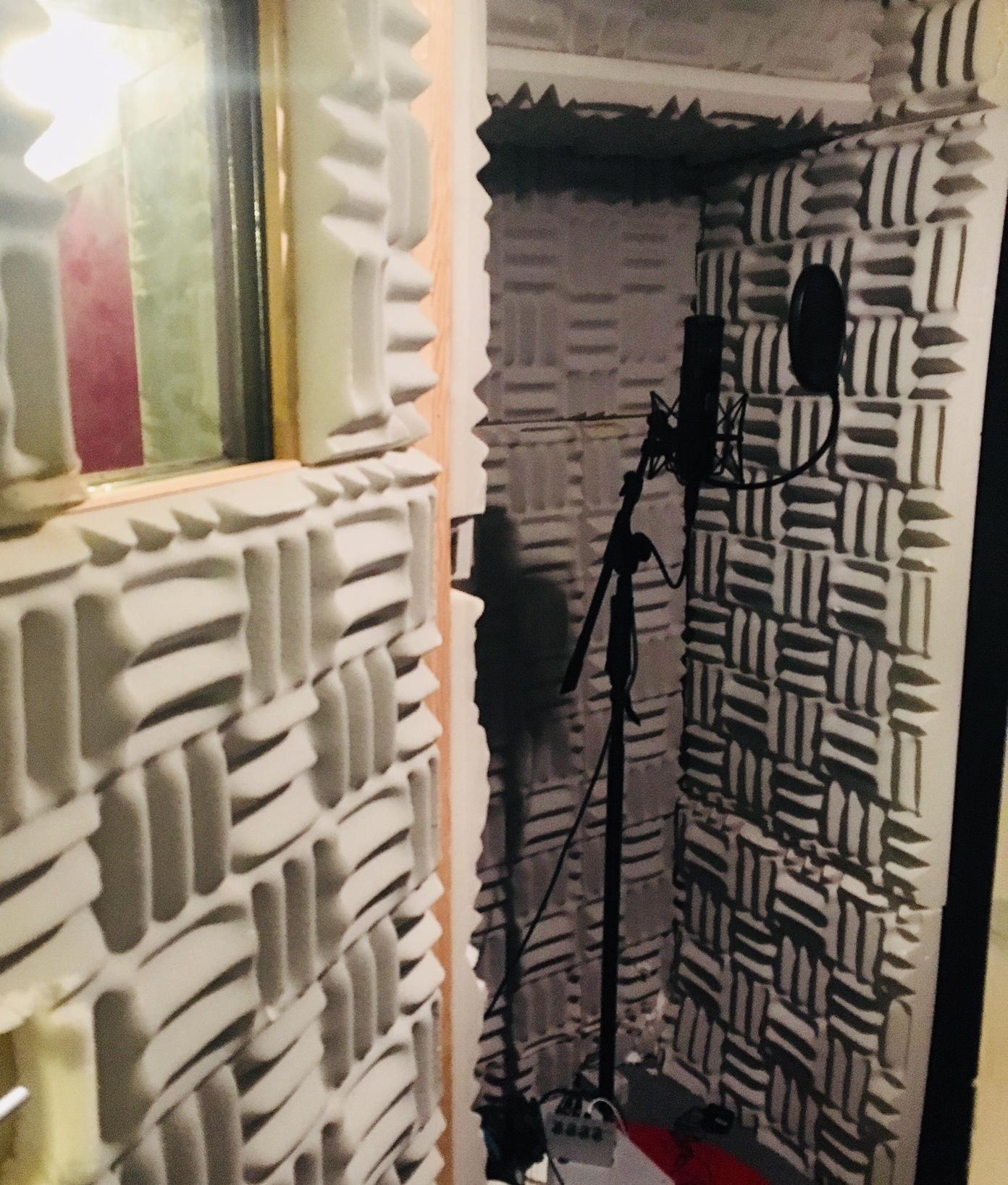 cabine voix et chants