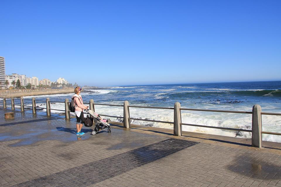 ...spazieren in Kapstadt...