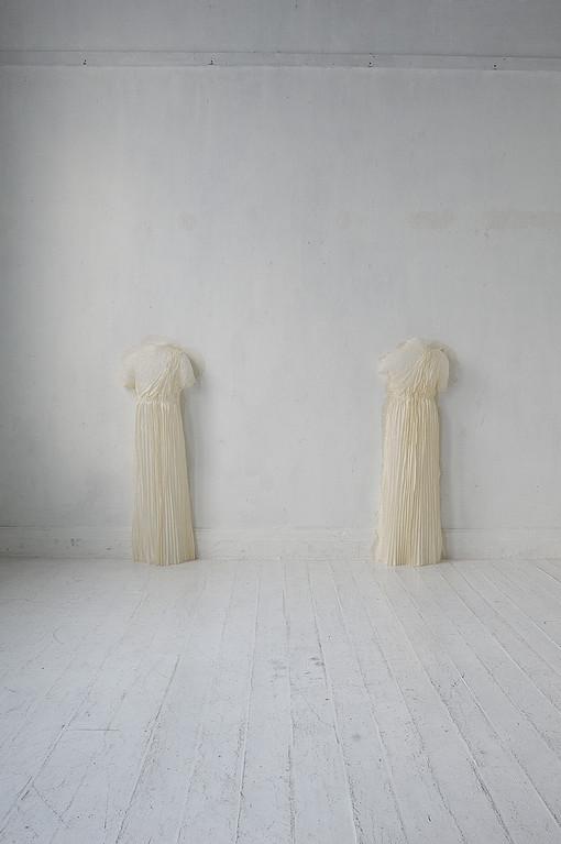 「不在の存在」2007・米山和子