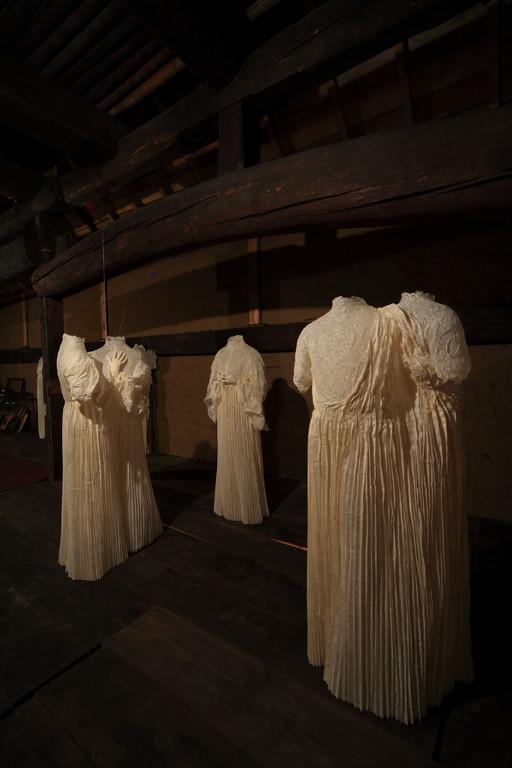 2階「むかしのみらい」2007・米山和子