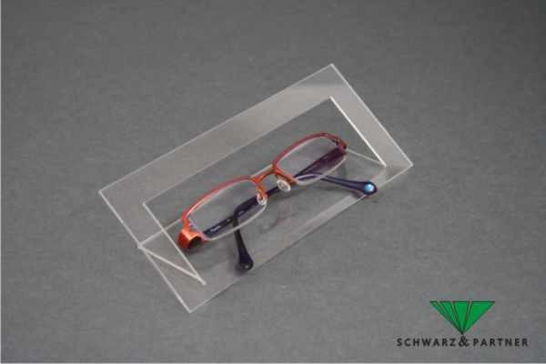 Einzelbrillenablage