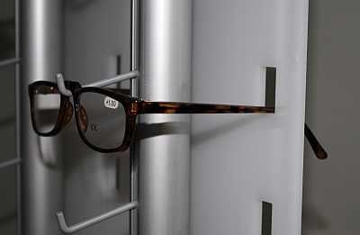 Brillen Verkaufsständer mit Brillenhalter