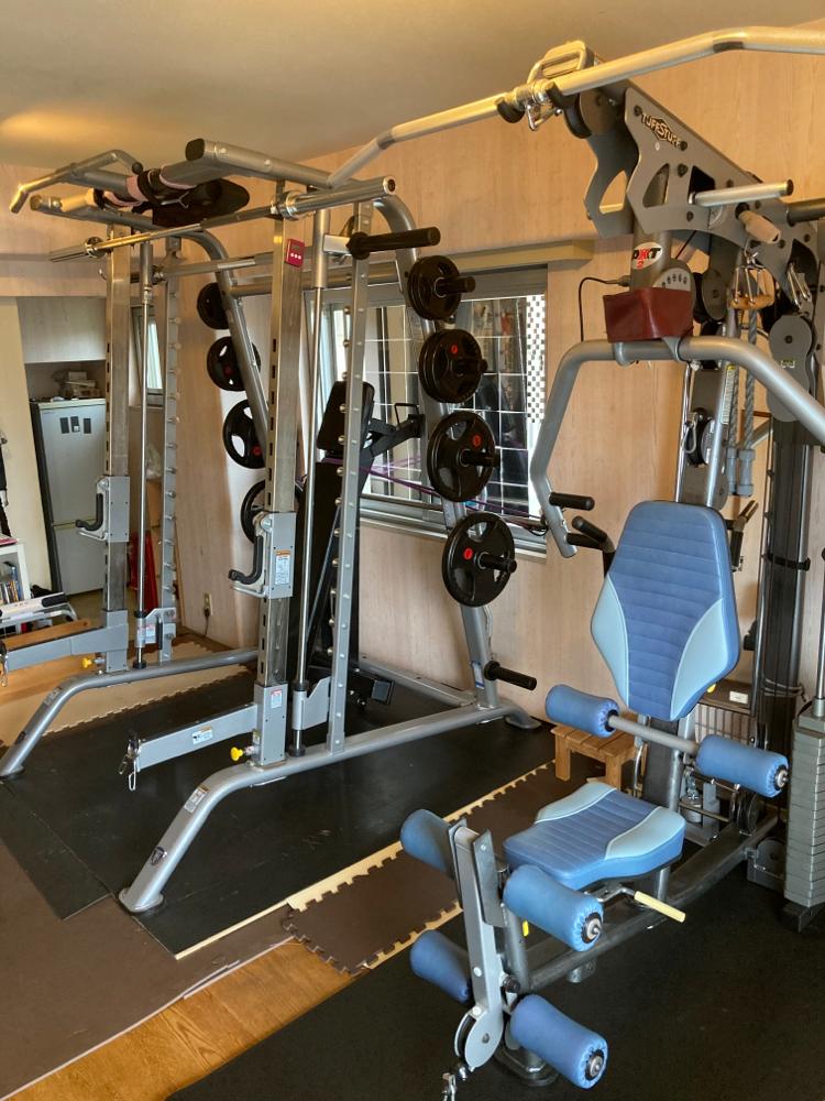 karada工房 g-works トレーニングルーム