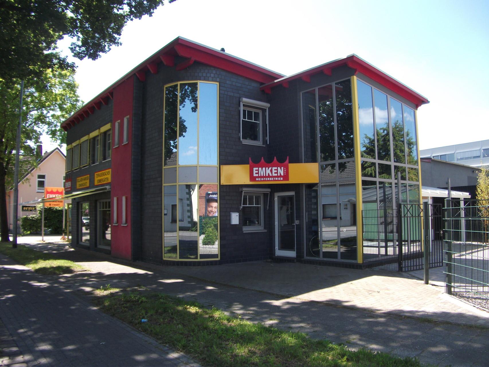 Start Emken Sonnenschutzsysteme Oldenburg
