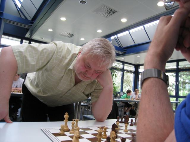 GM Artur Jussupow, Simultanturnier des SKN 1911 e.V., 4.6.2011