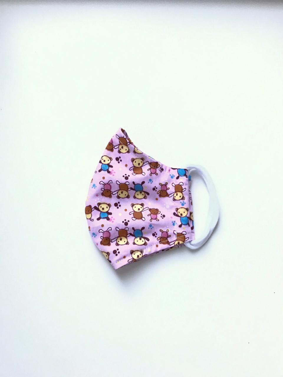 Kind-03 | Selbstgenähte Maske für Kinder | 3,00 €/Stück