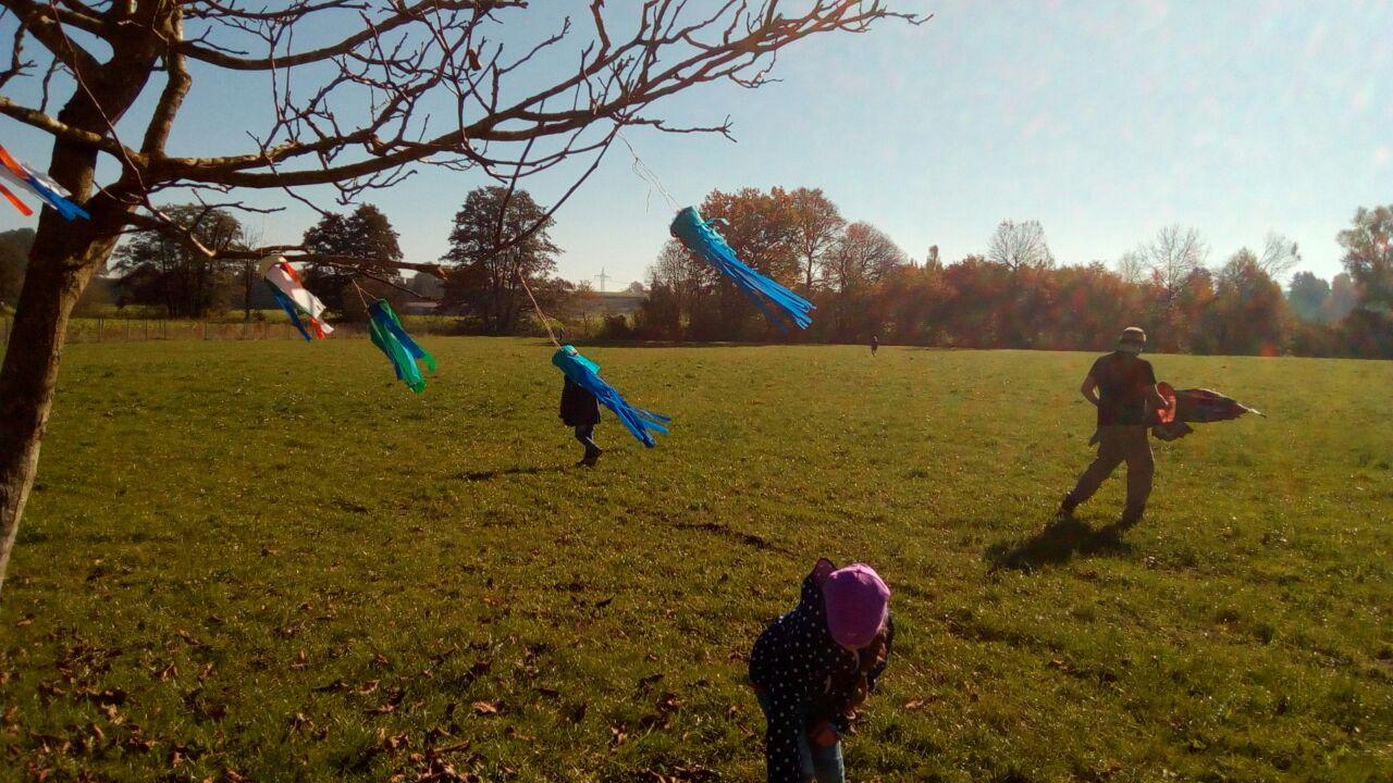 Herbstwind genießen © Leah Reiter