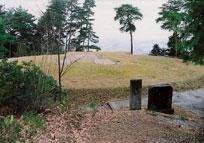 乃木山墳墓