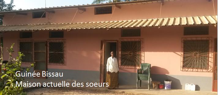 Guinée-Bissau : Mission des Soeurs