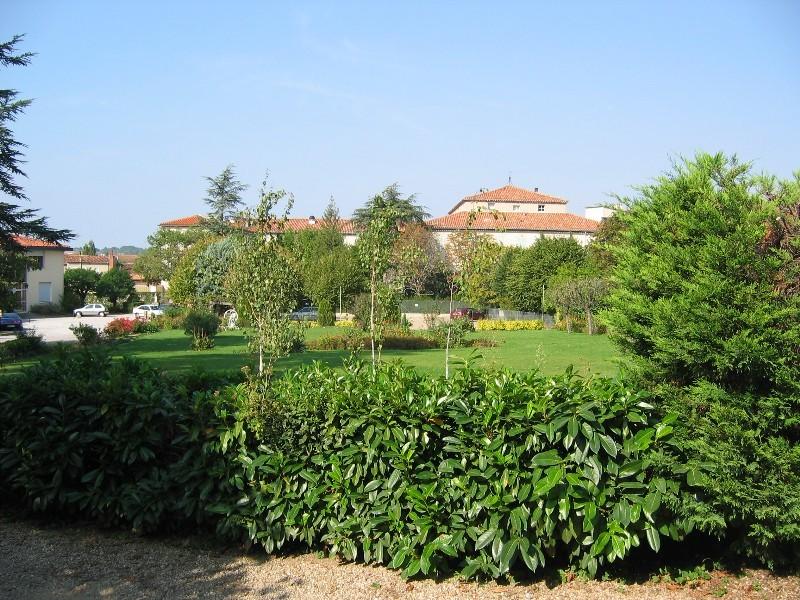 Fond du jardin