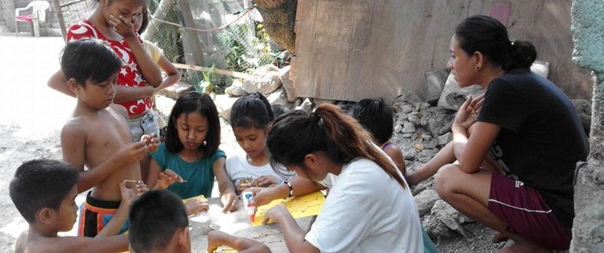 Pastorale de l'enfance aux Philippines