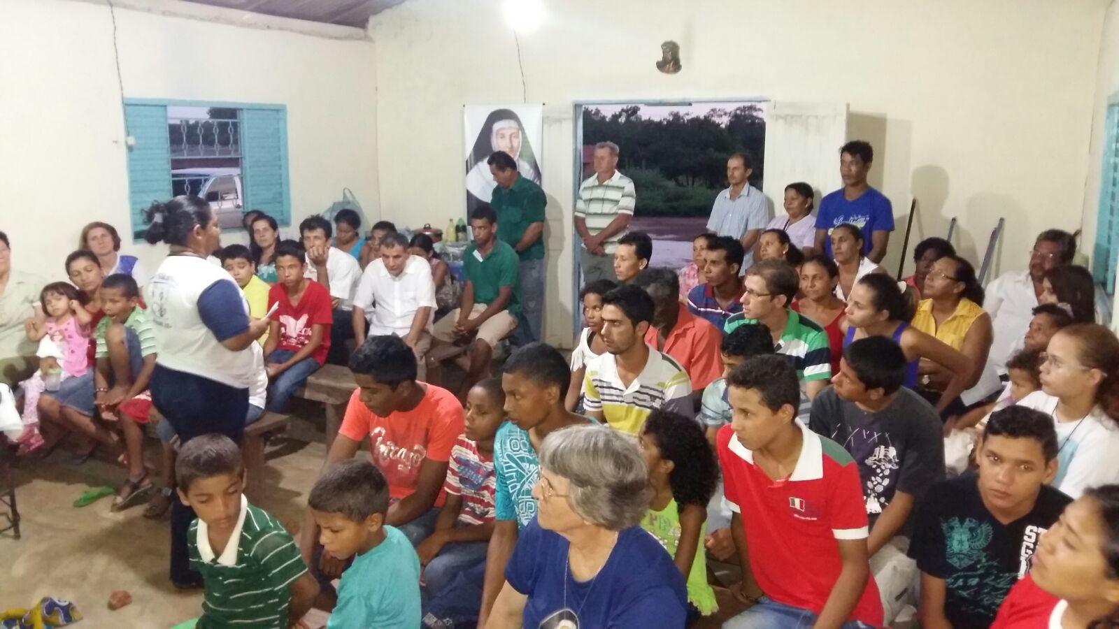 Semaine Pastorale : Assentamento Paiol
