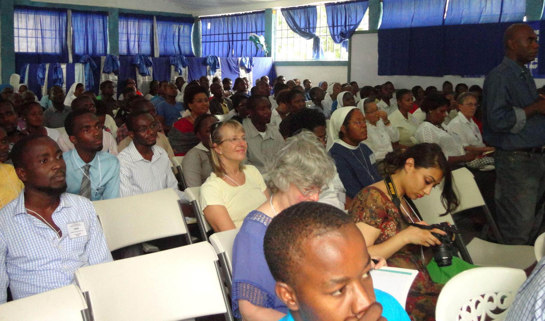 Haïti : 5ème symposium international