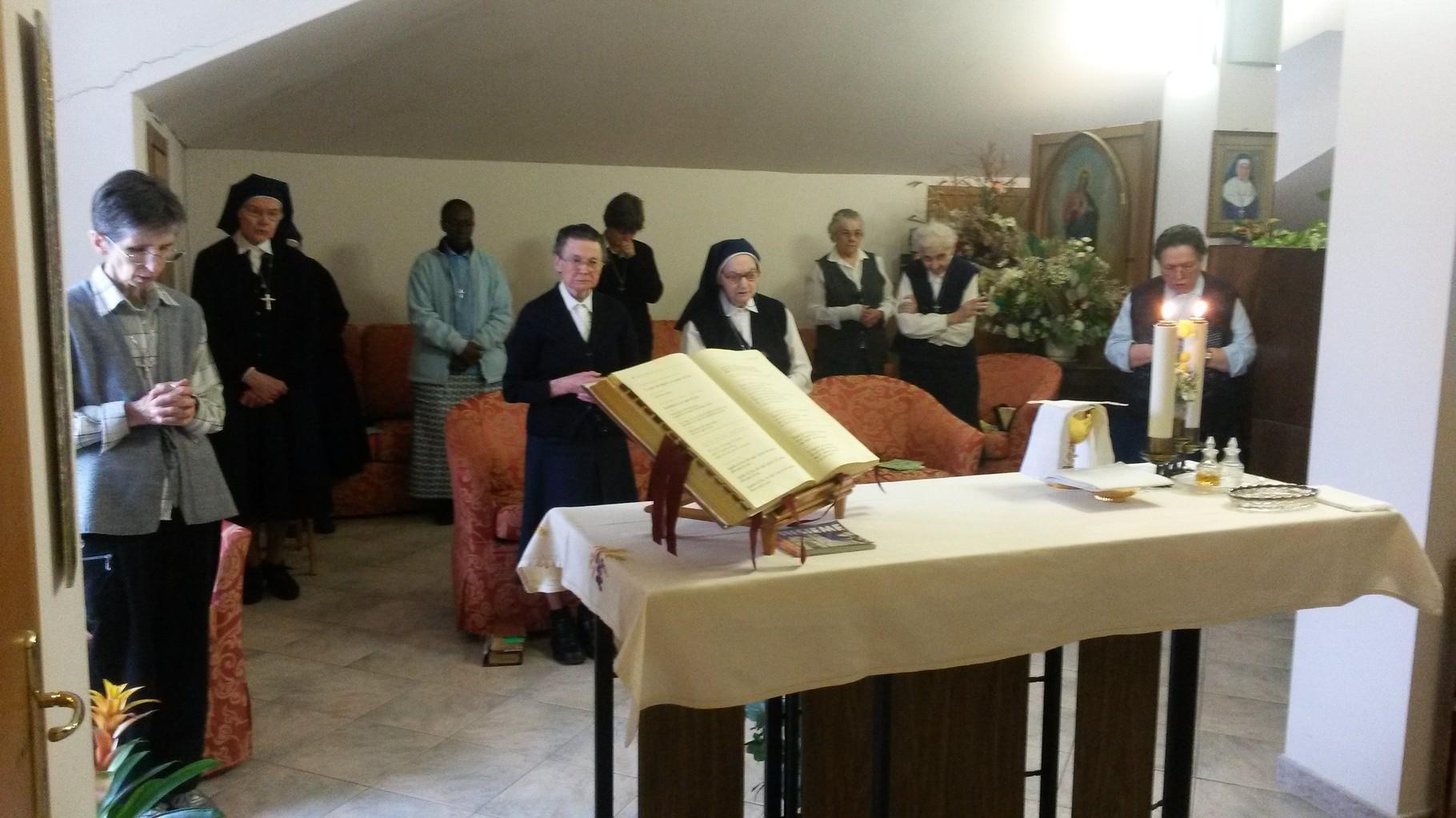 Messe communautaire