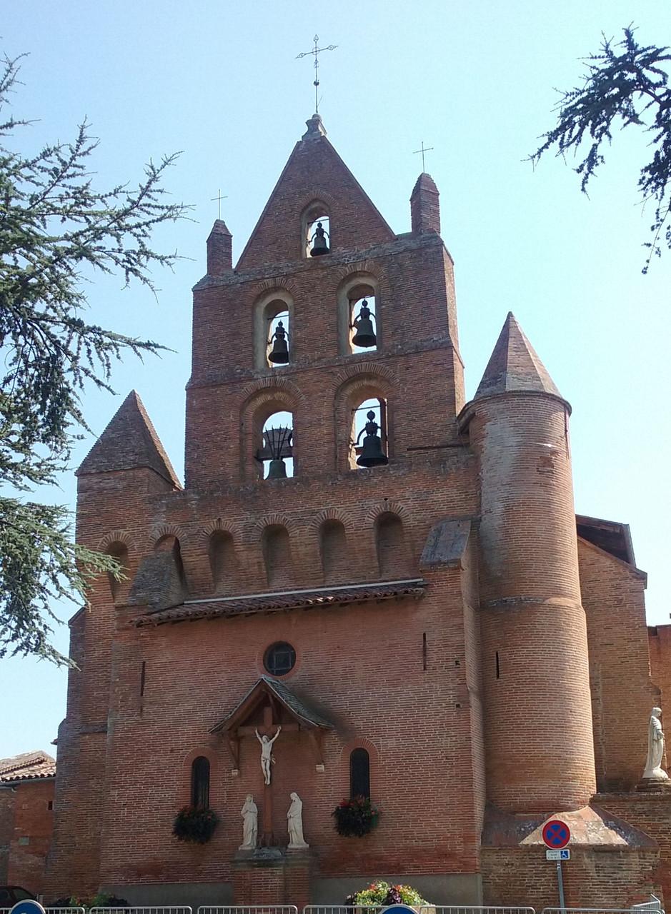 Visites : Toulouse - Pibrac -Albi - Lautrec
