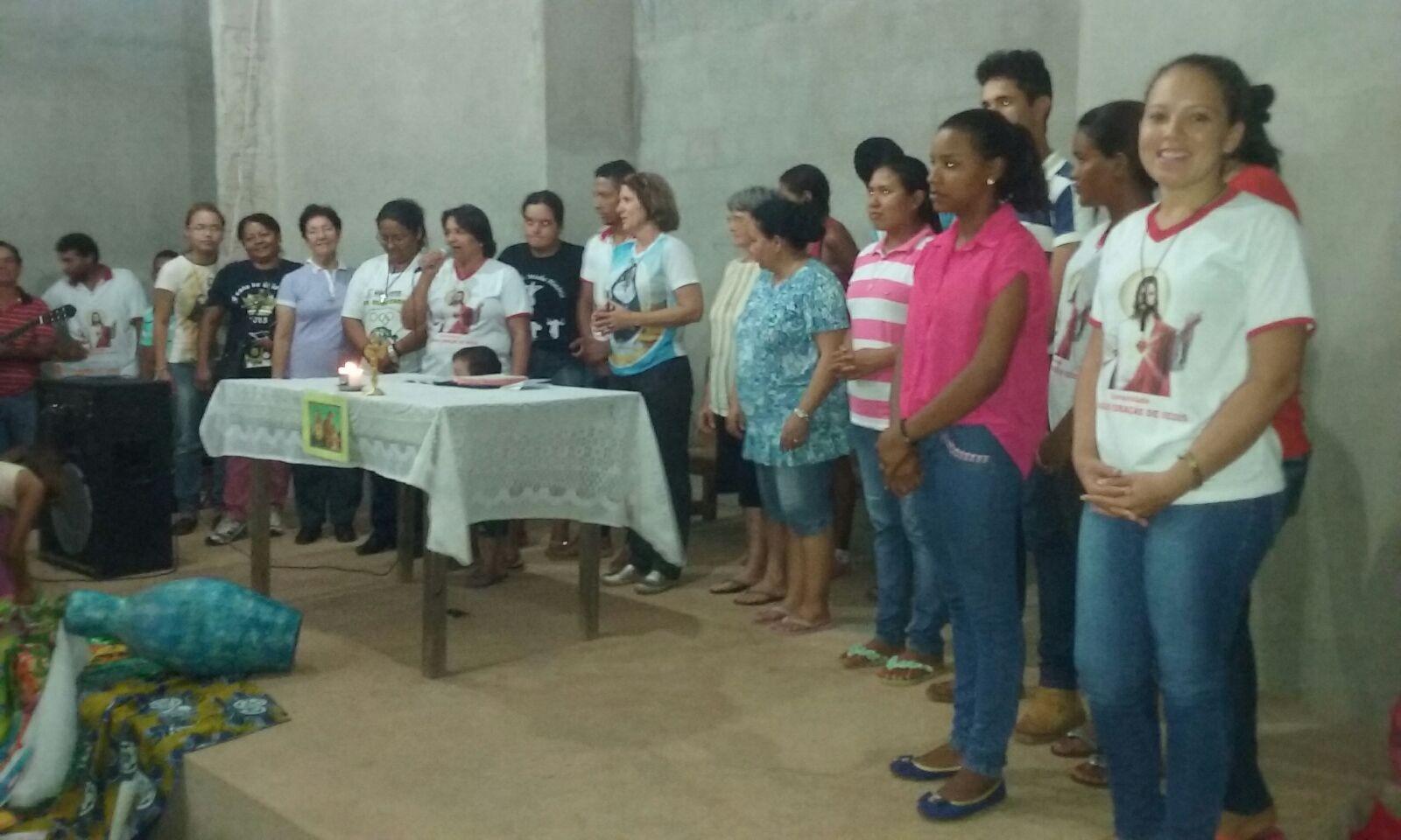 Semaine pastorale à Cáceres : Sacré Coeur