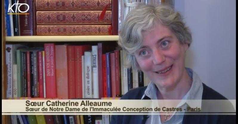Vie consacrée : Témoignage de Sr Catherine