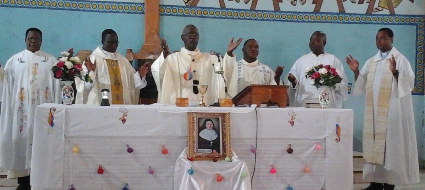 Action de grâces au Burkina Faso