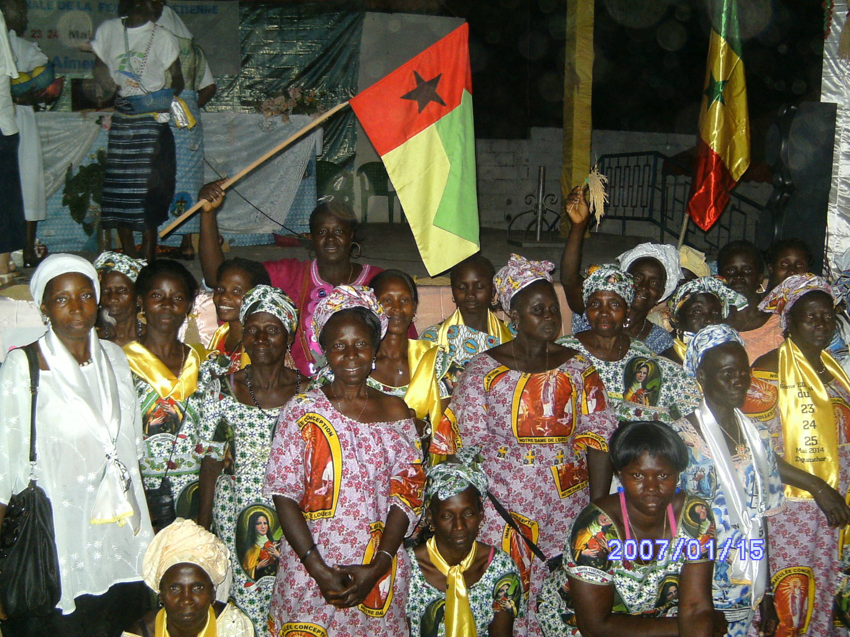 Rencontre femme guinee conakry