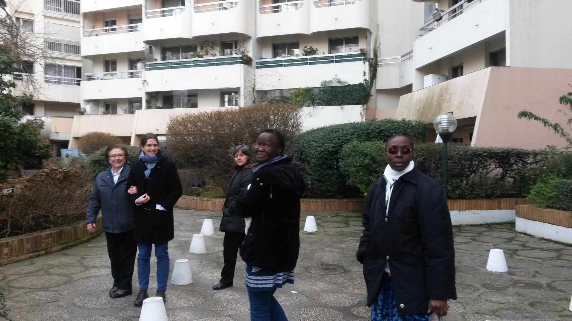 Paris 19e : quartier