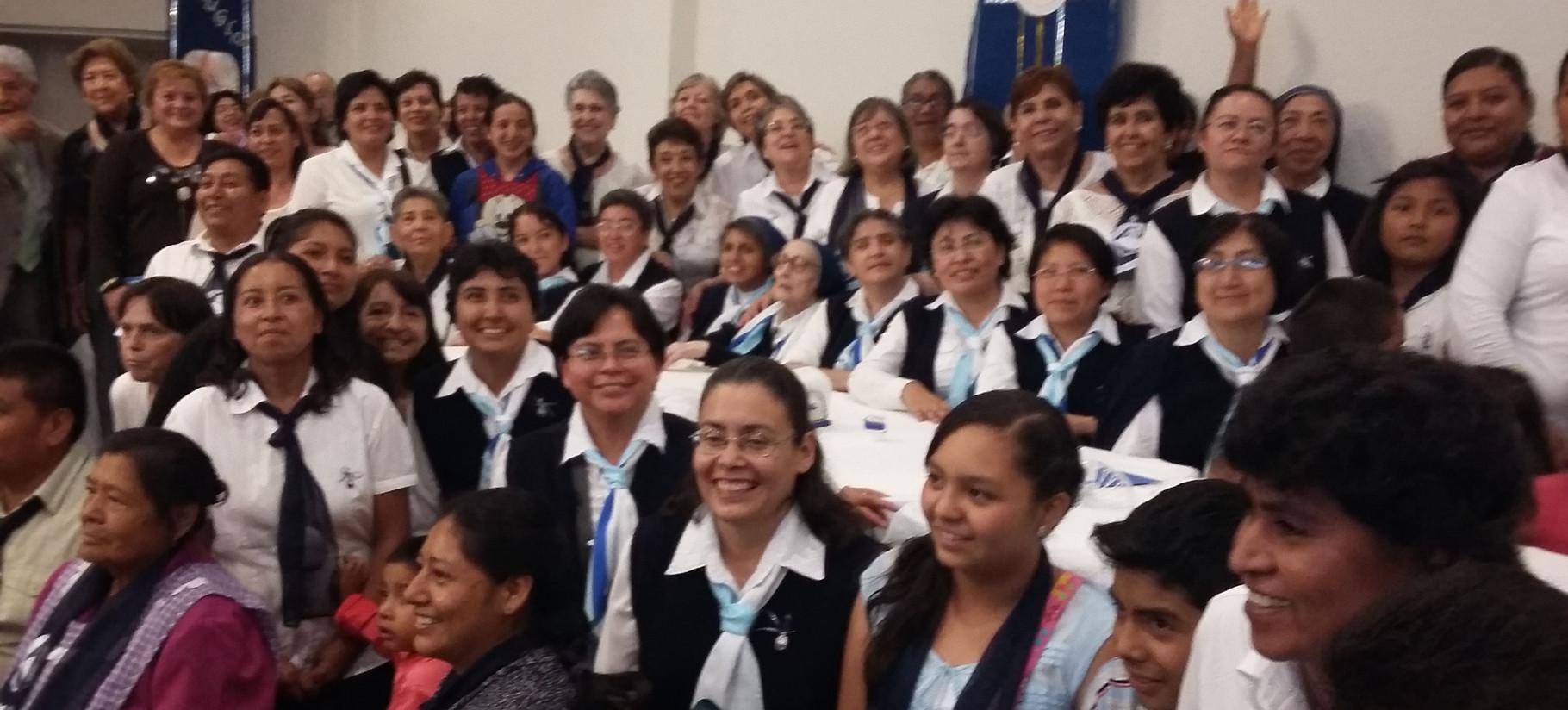 Mexique : Messe d'action de grâces
