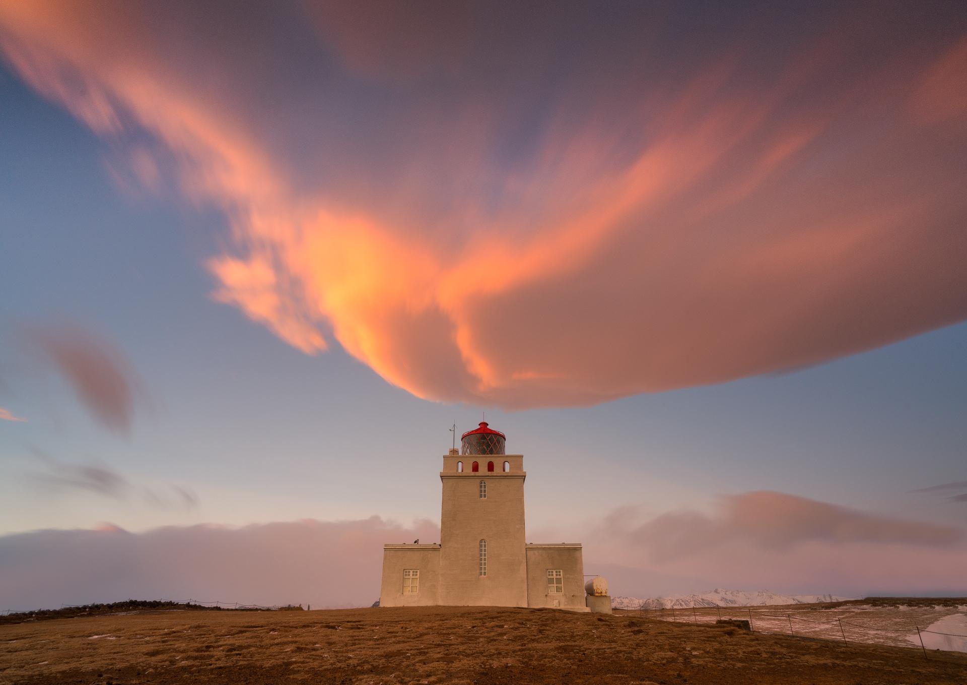 Dyrhólaey Lighthouse © ( Maurizio Casula Photo )