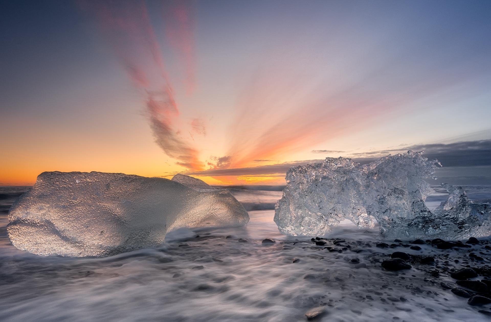 Diamond Beach © ( Maurizio Casula Photo )