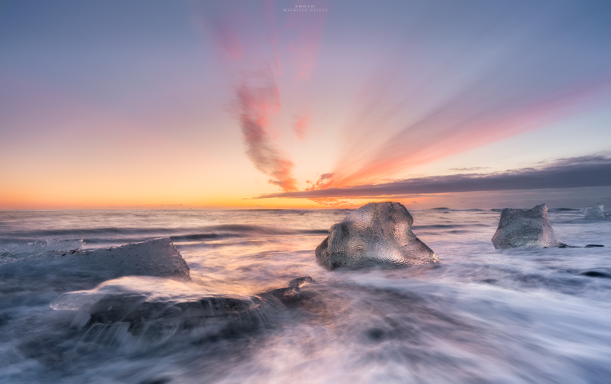 Diamond Beach© ( Maurizio Casula Photo )