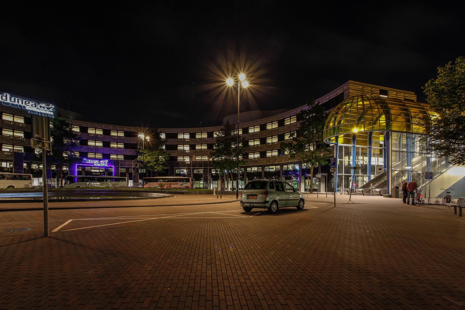 Nachtfoto Dunea en Mandelabrug - DOKOE Fotografie