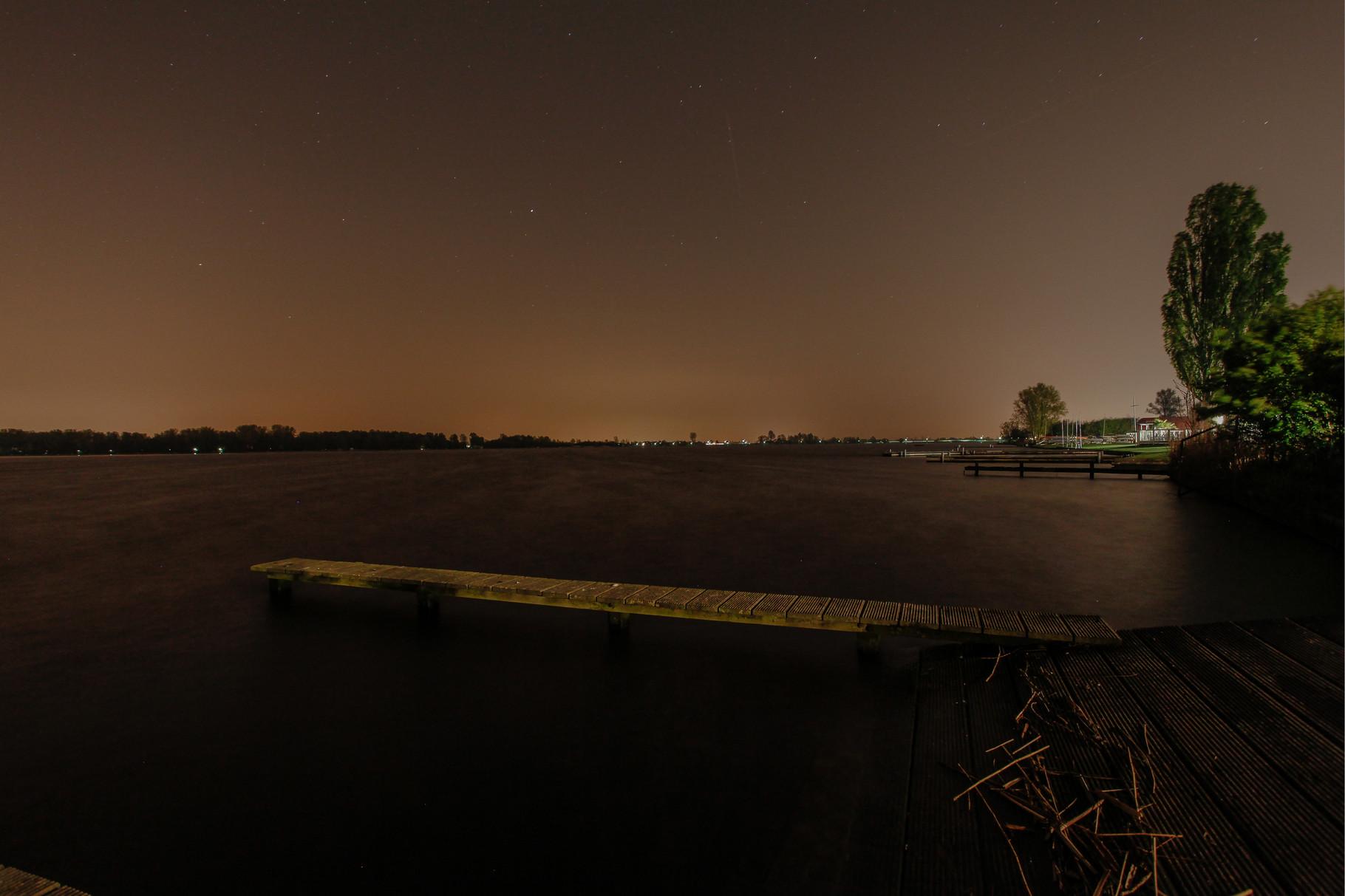 Nachtfoto Noord AA Zoetermeer - DOKOE Fotografie