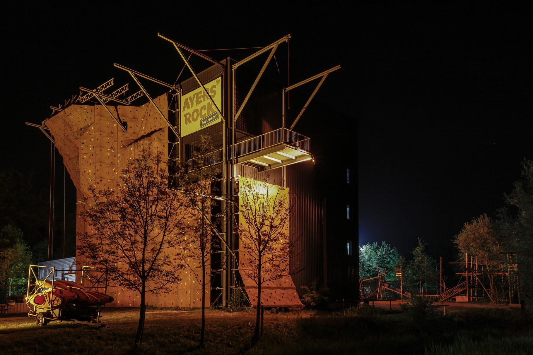 Nachtfoto Ayers Rock - DOKOE Fotografie