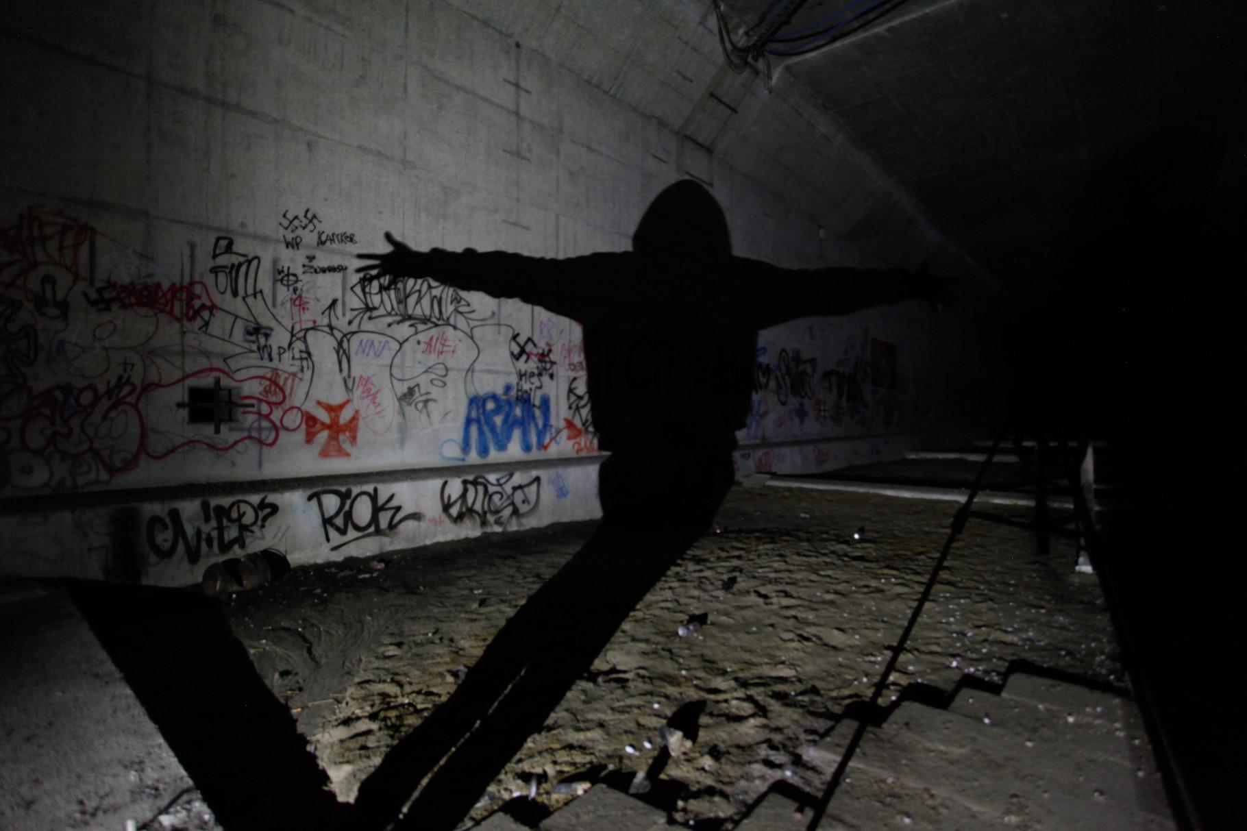 Nachtfoto tunnel Zoetermeer - DOKOE Fotografie