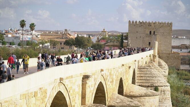 puente romano Cordoba