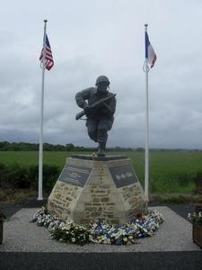 Major Richard Winters Leadership Monument