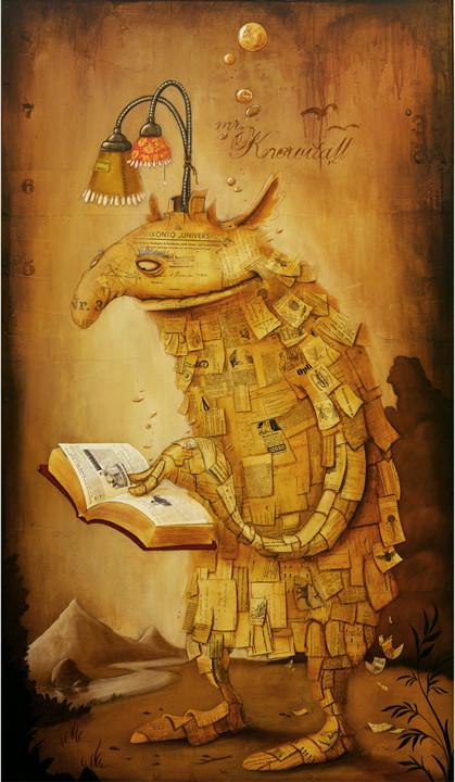 Ilustración de Johan Potma