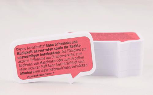 Apothekengeflüster® - Schwindel und eingeschränktes Reaktionsvermögen