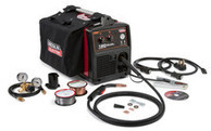 Soldadoras Lincoln Electric Power Mig 180 Dual