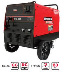 Soldadoras Lincoln Electric