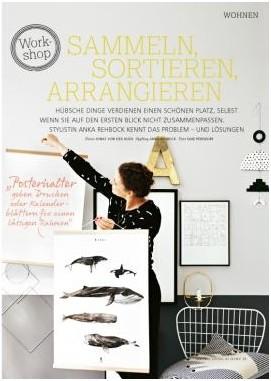 Living at Home zeigt Produkte aus dem INK + OLIVE Sortiment