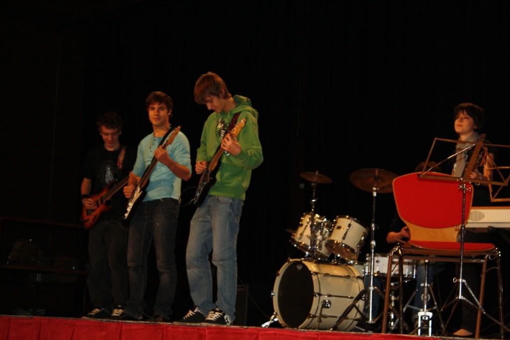 l'APEM au Téléthon 2011